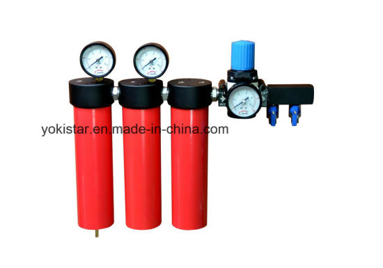 Oil Water Separator and Pressure Regulator for Inlet Air to Spray Gun pictures & photos