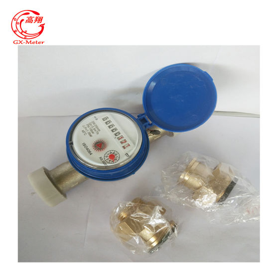 Multijet Water Meter Made in China