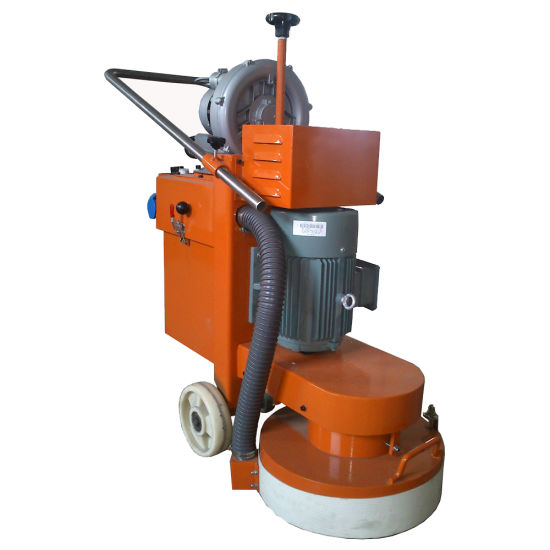 Concrete Grinding Machine with Industry Vacuum Cleaner pictures & photos