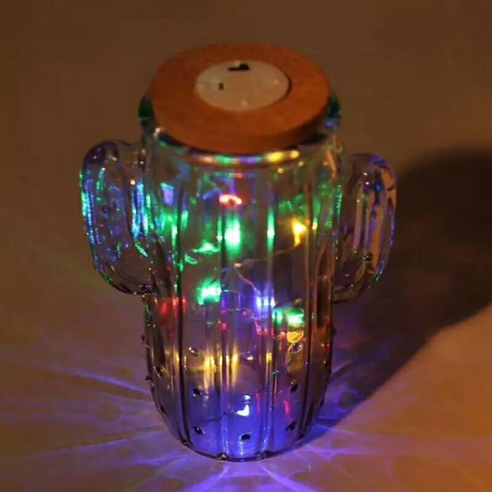 Spray Color Glass Decoration Lampshade for Christmas Gift pictures & photos
