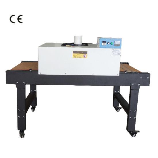 ND1865 IR Tunnel Dryer Power Saving Drying Machine Screen Printing Tunnel Drying Equipment