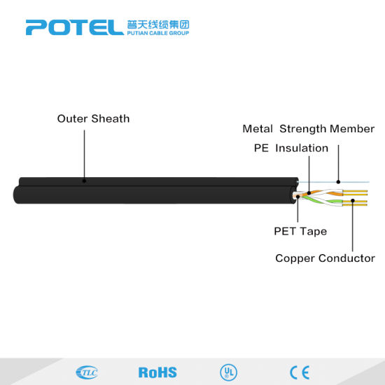 telephone line cat3 cat5e cat 7 communication wire cable network line  telephone cable