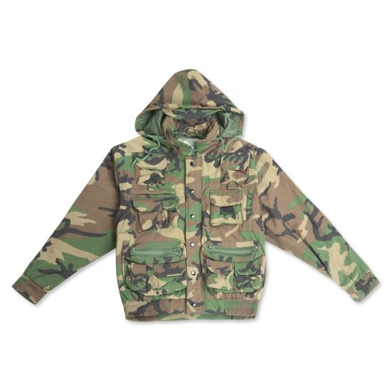 New Pattern Breathable Flame-Retardant Outdoor Uniforms Suit