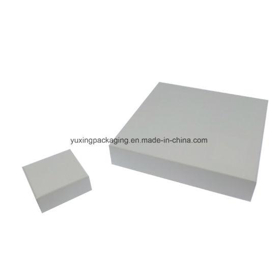 Wholesale Customized Cardboard Jewelry Boxes Custom Necklace Box