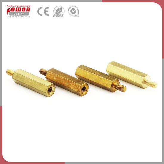 China Customized Design Metal Shear Aluminum Road Threaded