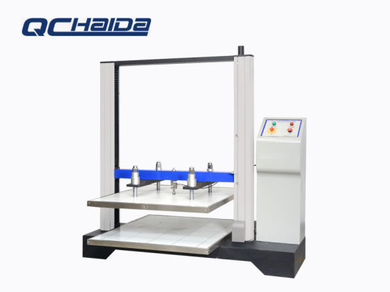 China Corrugated Package Compression Strength Test Machine