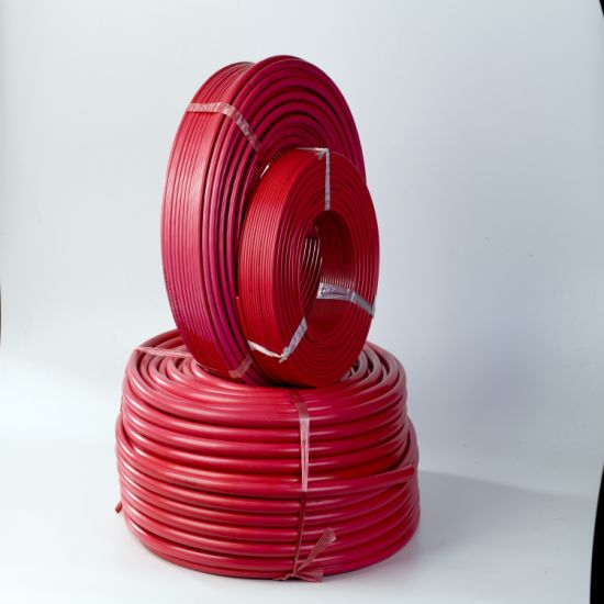 Installation and Hook up Electric Copper Wire, PVC Cable, PVC Wire, PVC Insulation Wire pictures & photos