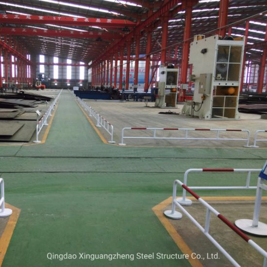 Building Materials Steel Frame Prefabricated Steel Structure Warehouse
