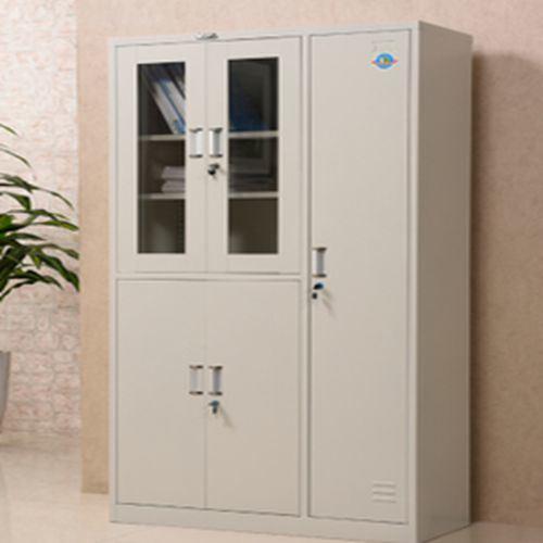 5-Door Office Furniture Steel Swing Door Filing Cabinet
