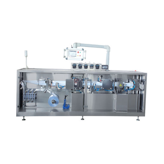 Ampoule Washing Sterilizing Filling and Sealing Production Line