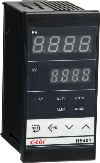Intelligent Temperature Controllers Hb401 Series 48x96x66mm