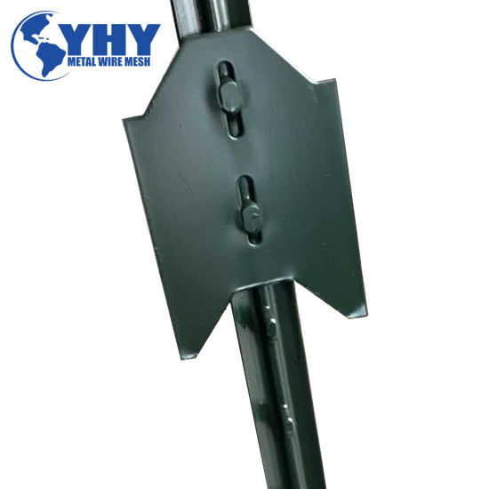 1.33lb/FT, Heavy Studded T Post, Fence Post