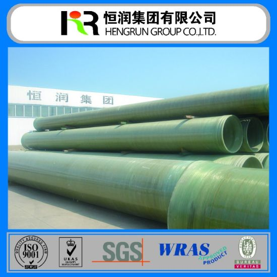 China High Quality Light Weight GRP/ FRP Pipe - China