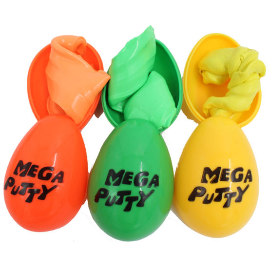 55g Green Creative Big Bouncing Putty Toy pictures & photos
