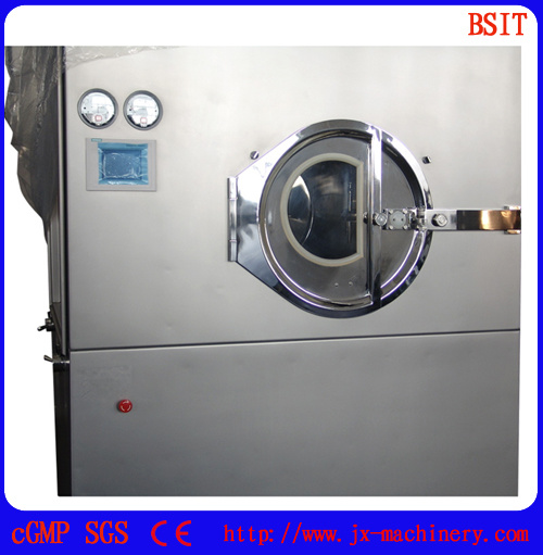 SS316 Hot Sale Automatic Ce High Efficient Tablet Film Coating Machine (BGW-75) pictures & photos