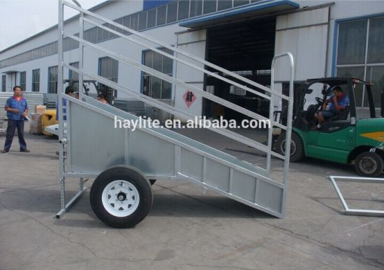 Cattle Loading Ramps Hdp on Sale pictures & photos