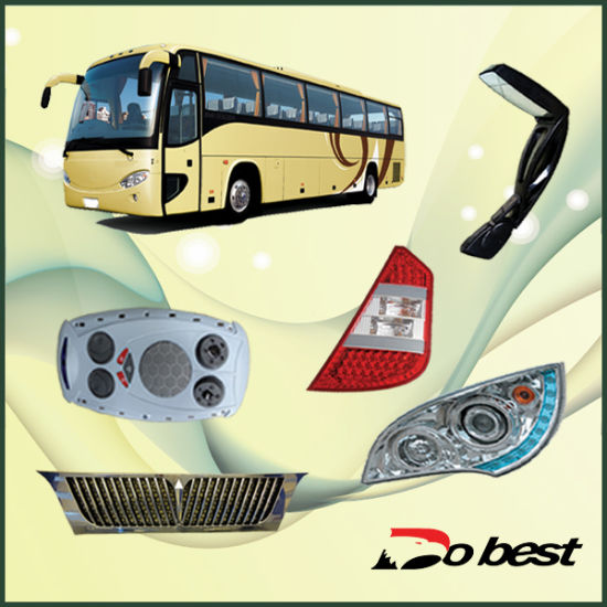Full Range Bus Spare Parts pictures & photos