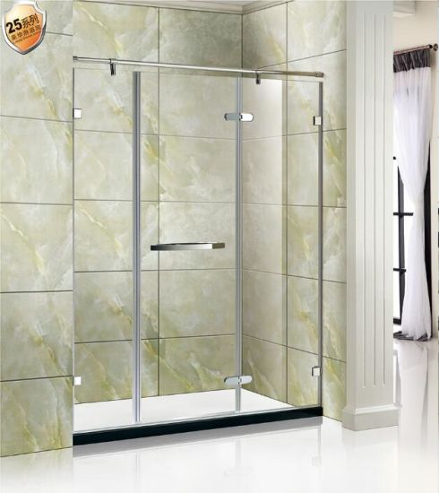 China Solid And Reliable Shower Enclosure Stainless Steel Shower