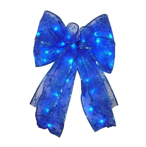 Easy and Convenient LED Gift Bow pictures & photos