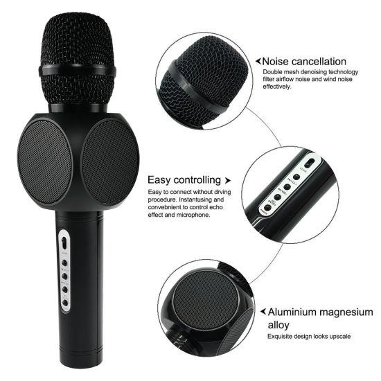 Eshishang Wireless Karaoke Microphone for Home KTV