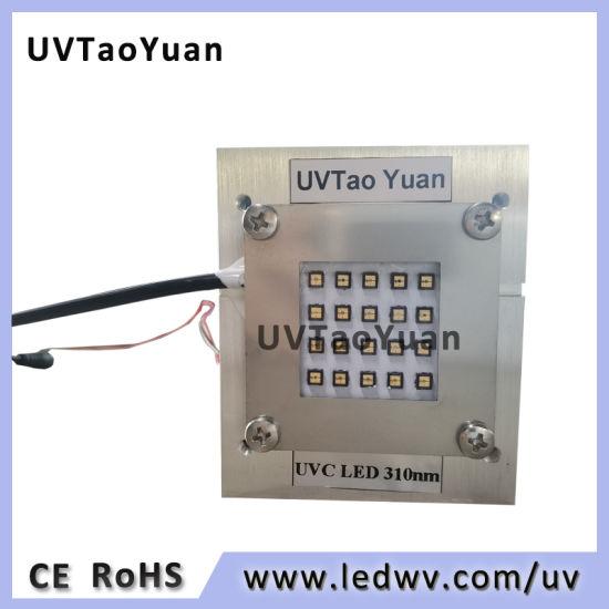 High Optical Power 80MW 310nm UV LED Light