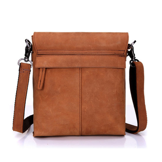 f5d9778a5c Cheap Price Daily Use Small Size Designer Crazy Horse Leather Shoulder Bags