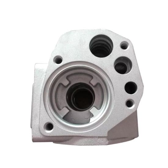 Manufacture of Aluminum Alloy Mechanical Housings / Machinery Parts Die-Casting Molds.
