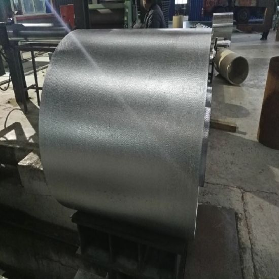 China Roofing Materials/Hot Dipped Galvanized Steel Coil 0.125mm-0.8mm pictures & photos