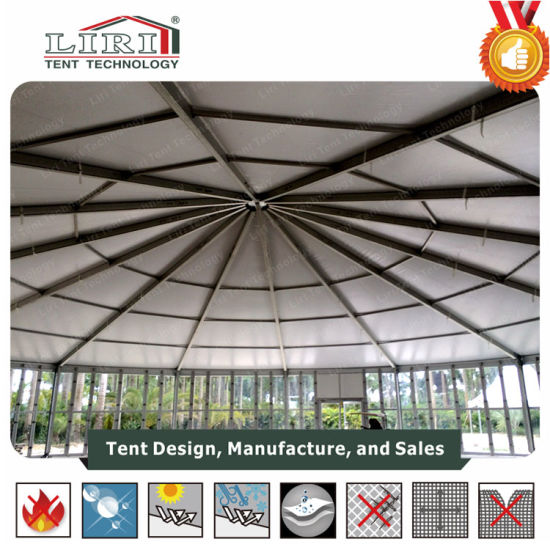 Big Top Tent with Glass Walls and Glass Door for Small Music Concert Purchase & China Big Top Tent with Glass Walls and Glass Door for Small Music ...