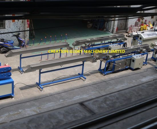 Excellent Performance Stable Running PMMA Rod Extrusion Production Line pictures & photos