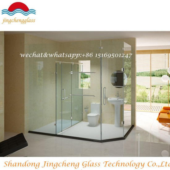 Wholesale Clear Tempered Door Glass pictures & photos