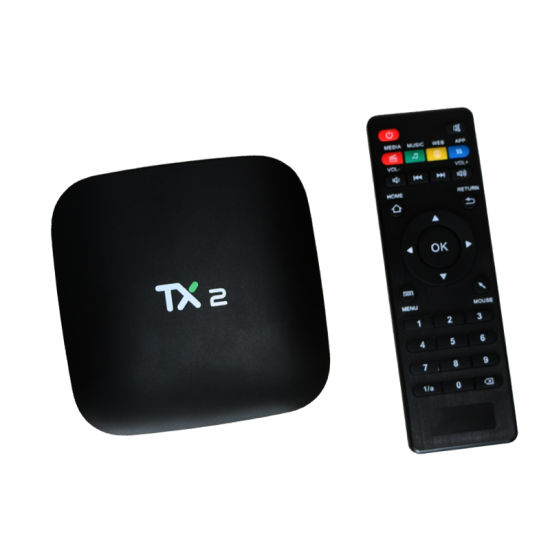 Tx2 Rockchip Rk3229 Android 6.0 TV Box pictures & photos