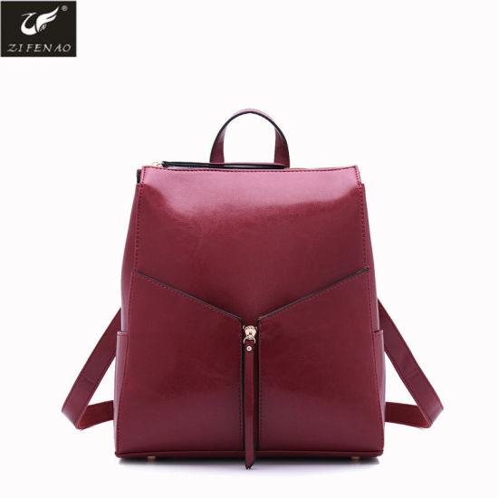 c927d3126f China High End Quality Designer Genuine Leather Ladies Shoulder ...