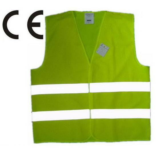 High Quality Wholes Warning Safety Traffic Reflective Vest with Ce pictures & photos