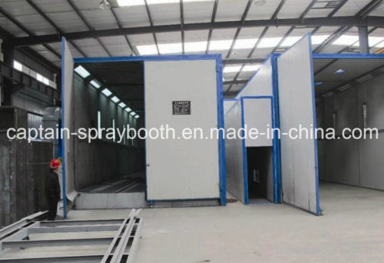 Excellent and High Quality Big Space Coating Equipment, Spray Booth pictures & photos