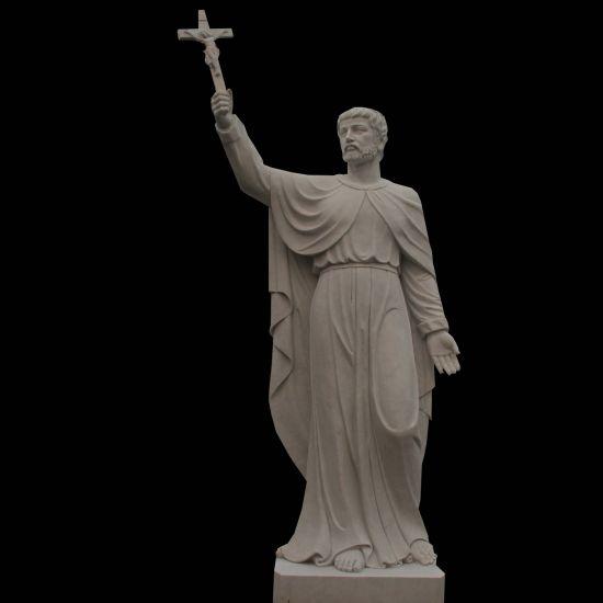 Church Religious Sculpture Carving Stt049