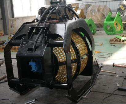 Sf 360 Degree Rotating Screen Bucket Fit for Excavator pictures & photos