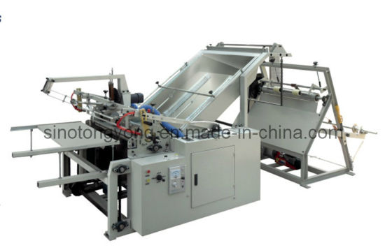 Automatic PP Woven Bags Cutting Machine (SJ-ZRQ800) pictures & photos