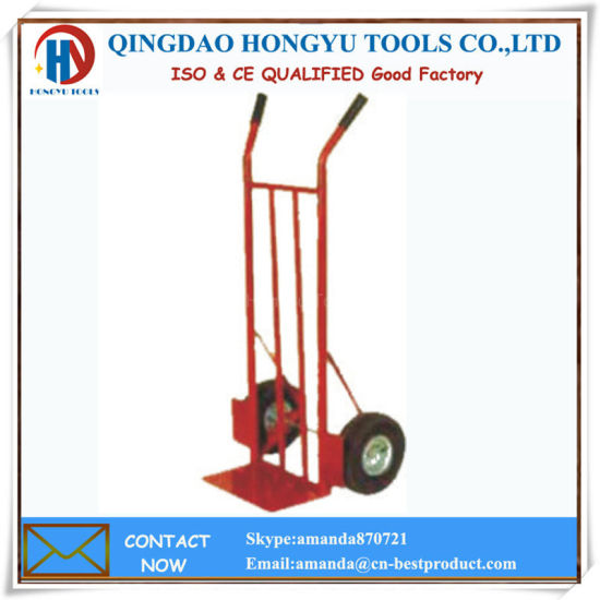 Easy to Use China Ht1850 Hand Truck/Hand Trolley