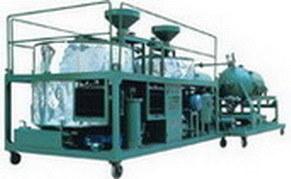 Series Lye Engine Oil Purification System