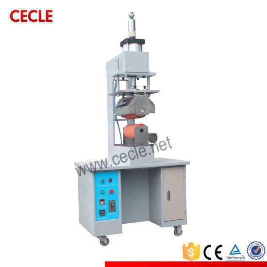 Pneumatic Heat Press Transfer Machine Ribbon Printing Heat Transfer Machine Pneumatic