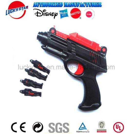 New Plastic Toy Gun with The Character of Ninja Cartoon