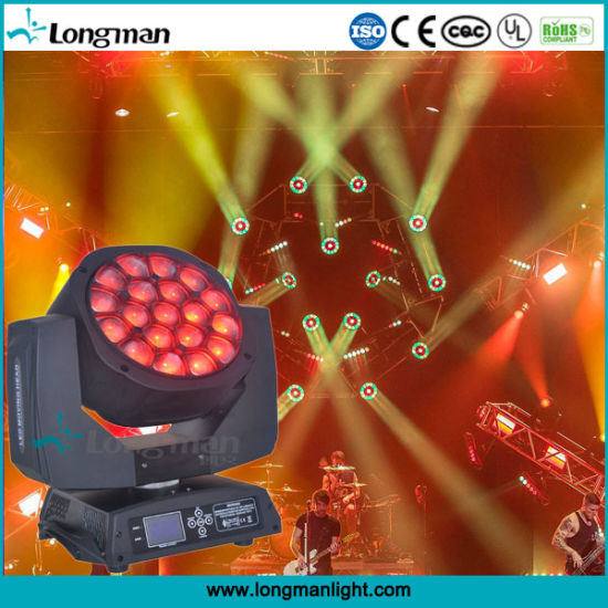 285W RGBW LED Bee Eye Moving Head Sky Beam Lighting pictures & photos