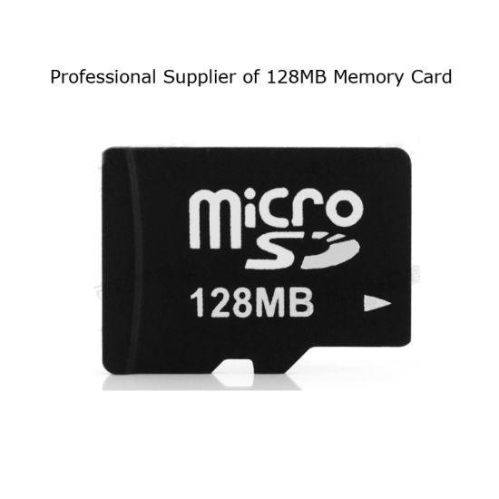 128MB 256MB Capacity Memory Card Class5 Speed Good Quality with Free Uploading