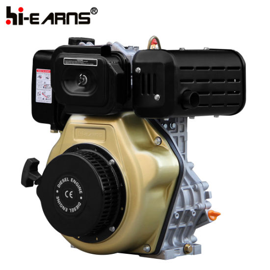 14HP 4-Stroke Power Diesel Engine Featured Generator (HR192FB) pictures & photos