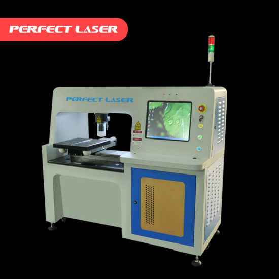 China Solar Cell Silicon Wafer Dicing Cutting Machine with