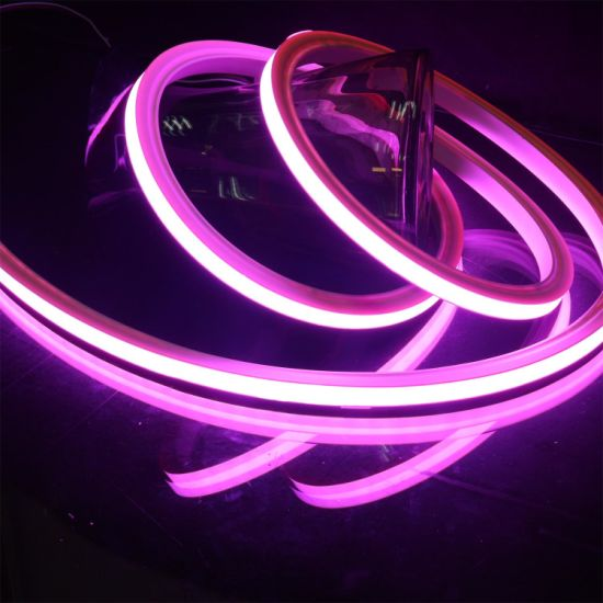 11*17mm DC24V Flexible Silicone Neon with Super Brightness pictures & photos