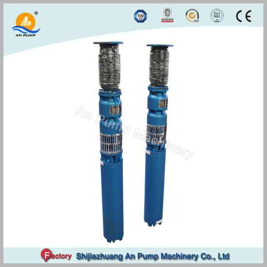 Submersible Farm Agricultural Deep Well Vertical Sump Irrigation Water Pump pictures & photos