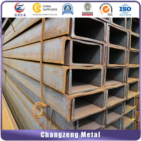 Q235 Black Channel Steel Bar for Construction (CZ-C77)