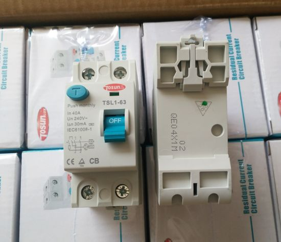 Residual Current Circuit Breaker RCCB pictures & photos